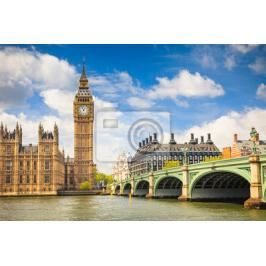 Fototapeta Big Ben i Houses of Parliament