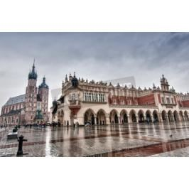 Fototapeta hdr image of cracow