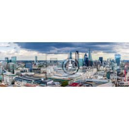 Fototapeta City of London Panorama