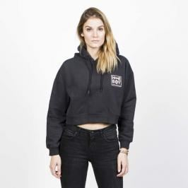 Bluza damska HomeBoy Jada Sweat Hood black - black